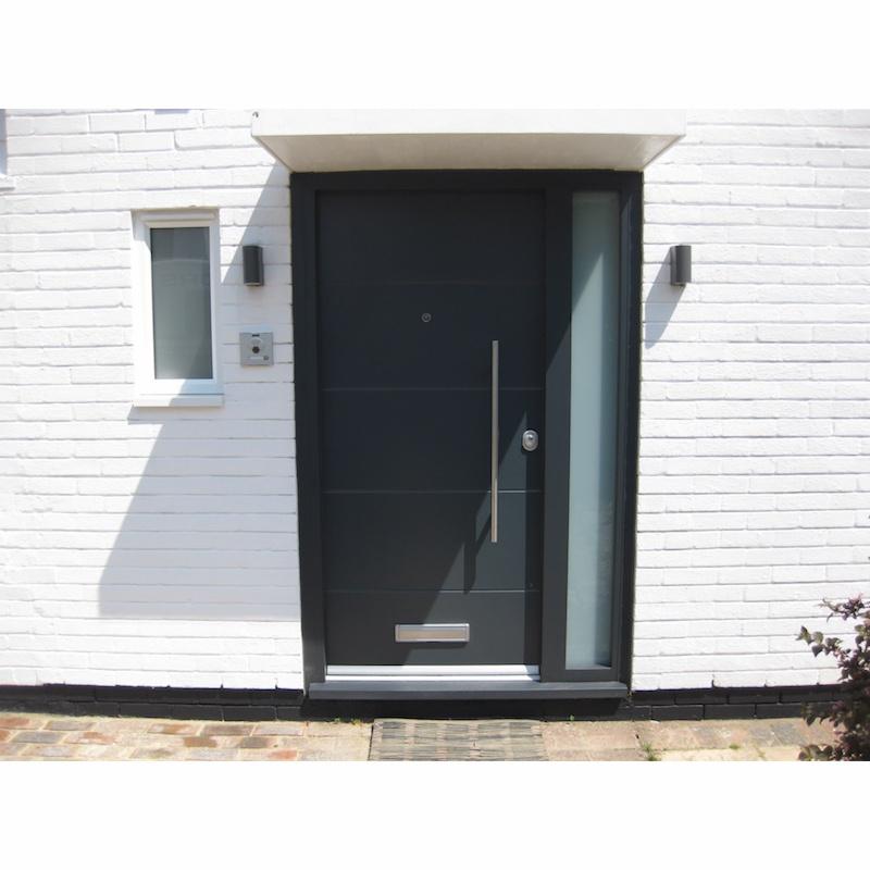 Puertas instaladas casas unifamiliares for Puertas para vivienda